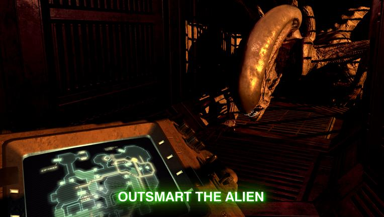 Alien Blackout_Outsmart The Alien_Screenshot