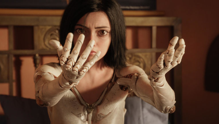 Alita Battle Angel via official website 2019