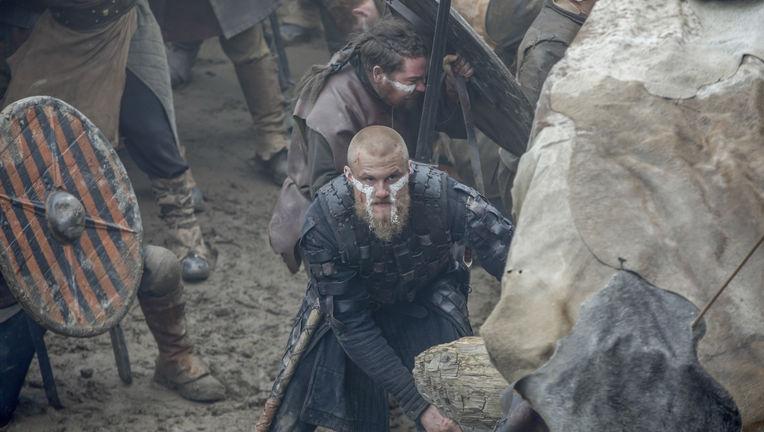 Bjorn Ironside Vikings Finale 5B