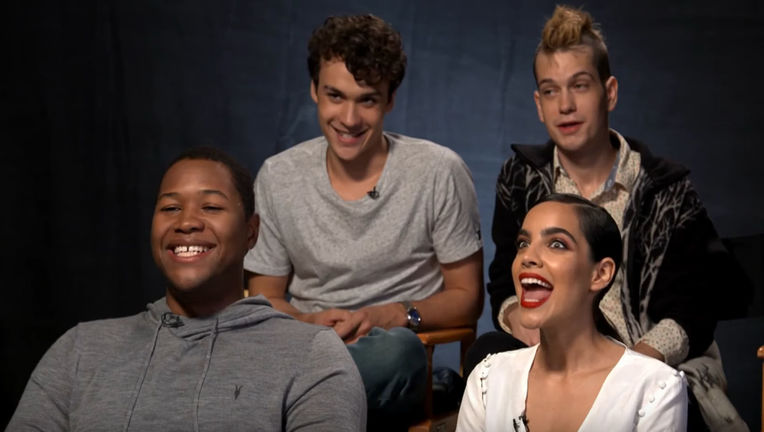 Deadly Class Cast Hero Image