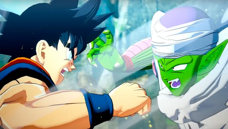 Dragon Ball Z Project Z via official YouTube 2019