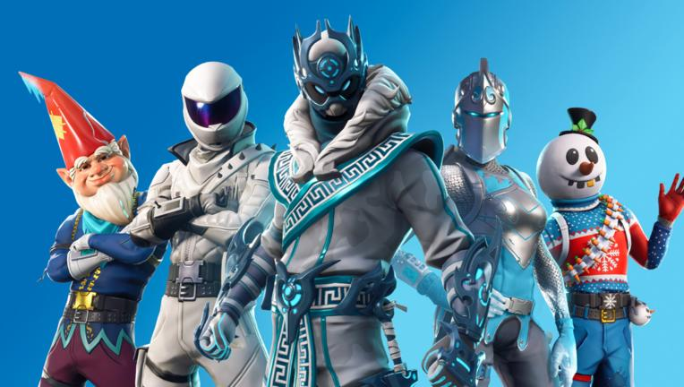 Fortnite via official website 2019
