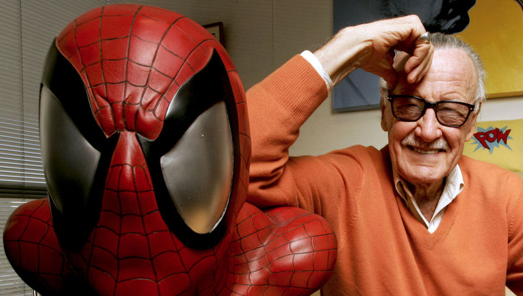 Stan Lee Marvel Spider-Man
