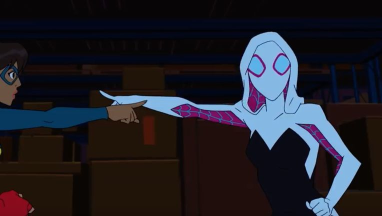GhostSpiderMsMarvel
