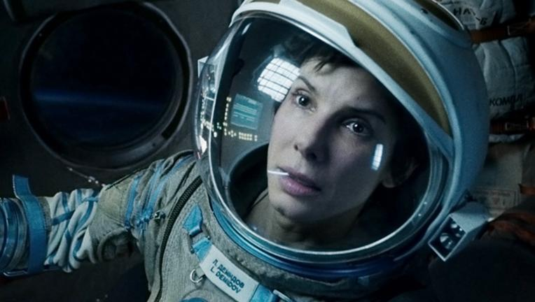Gravity Sandra Bullock via Warner Bros official site 2019