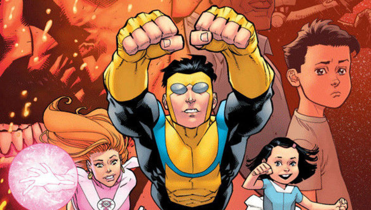 Invincible via Image Comics website 2019