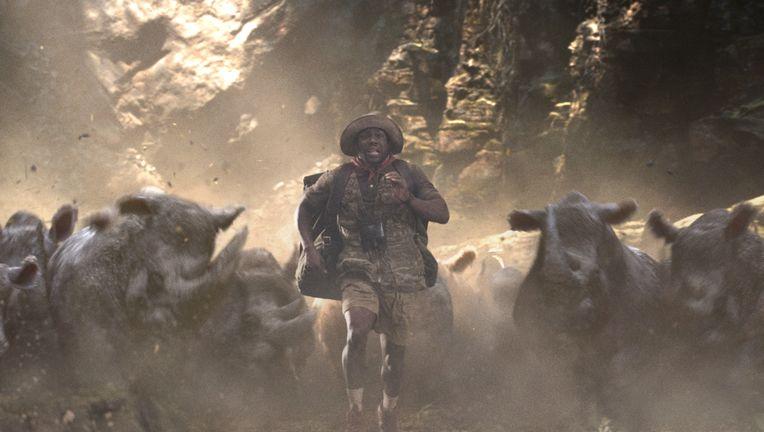 Jumanji Kevin Hart