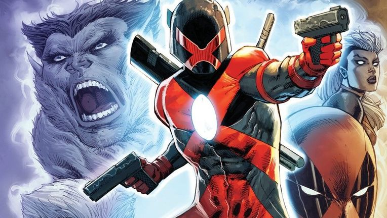 Rob Liefeld bids farewell to Image Comics characters