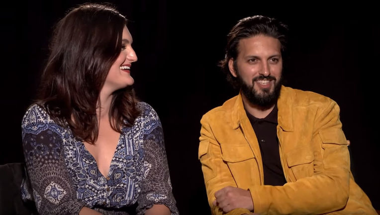 Mary Chieffo and Shazad Latif Hero Image
