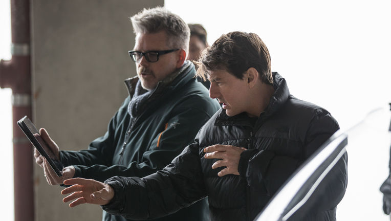 Christopher McQuarrie Tom Cruise Mission: Impossible - Fallout