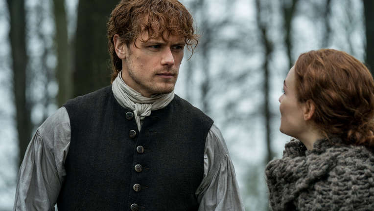 Outlander 410, Jamie and Brianna