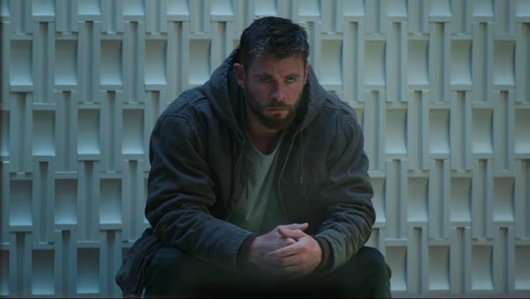Chris Hemsworth Thor Avengers: Endgame