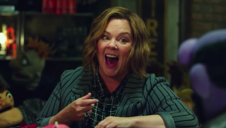 Melissa McCarthy Happytime Murders