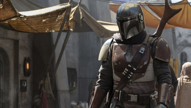 Star Wars The Mandalorian via official website 2019