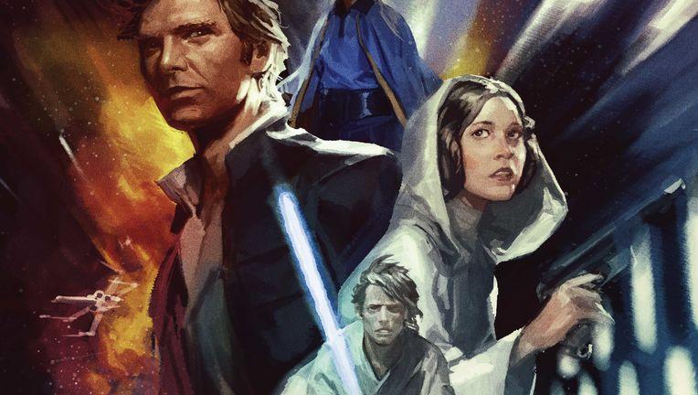 Star Wars Age of Rebellion Marvel Comics