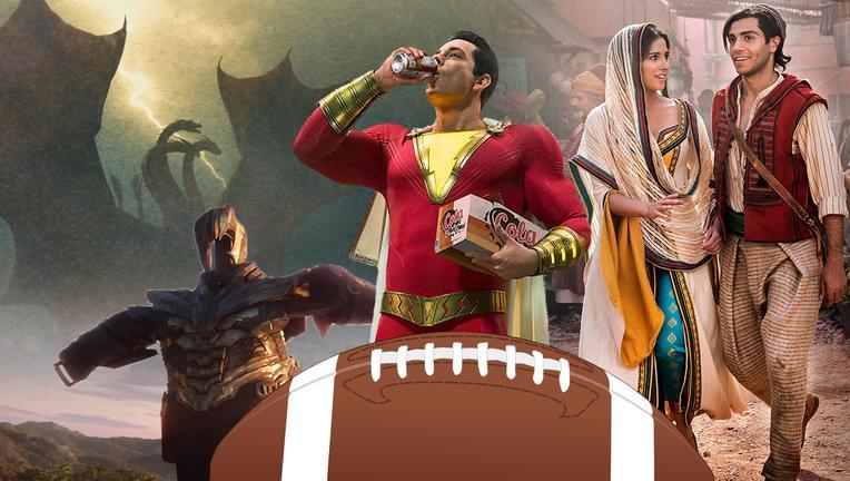 Super Bowl 2019 movie trailers