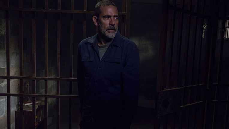 Negan Jeffrey Dean Morgan The Walking Dead Season 9