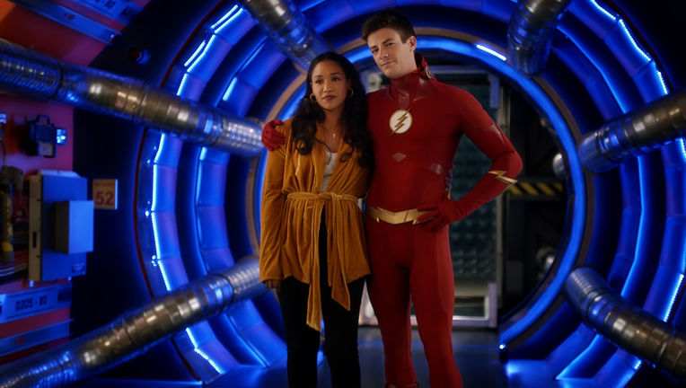 The Flash press photo The CW