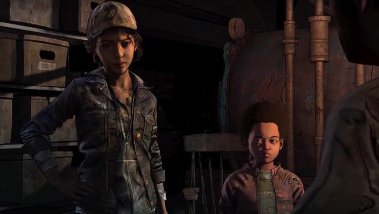 The Walking Dead Game Broken Toys via official YouTube 2019