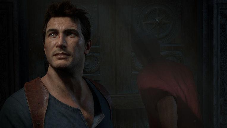 Uncharted Sony screenshot