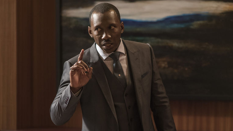 Mahershala Ali Cottomouth Luke Cage