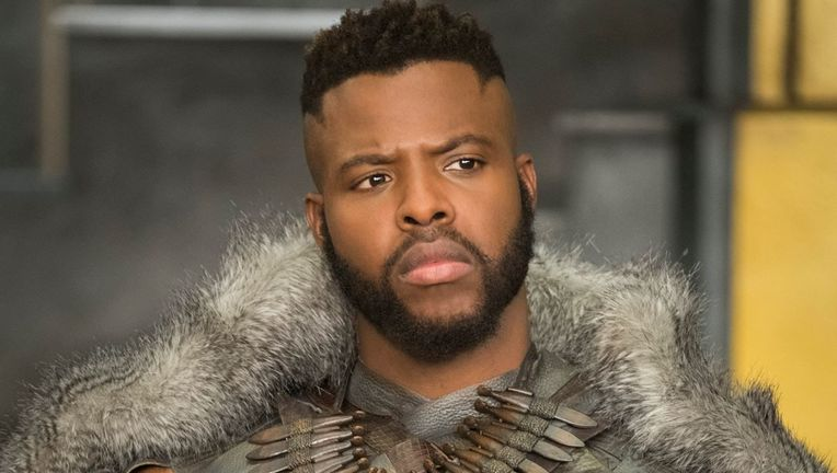 Winston Duke M'Baku Black Panther