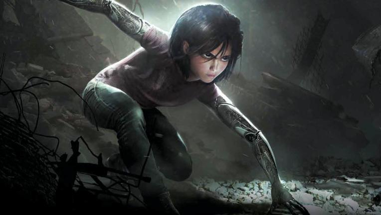 Alita Battle Angel Hero