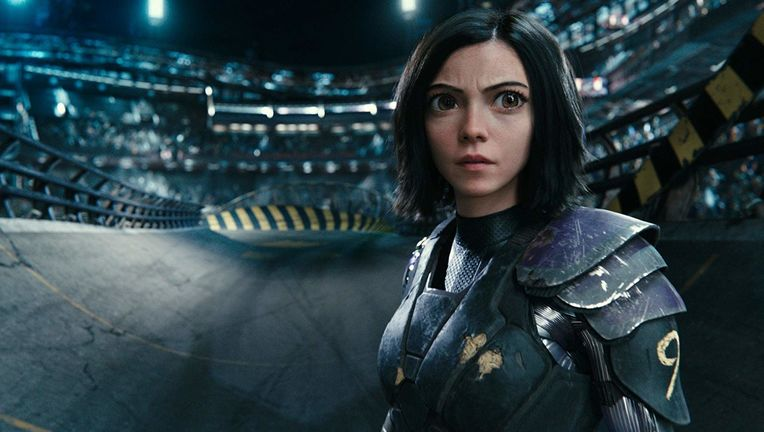 Alita: Battle Angel tournament