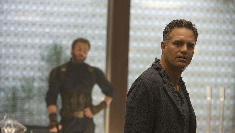 Avengers Infinity War Mark Ruffalo