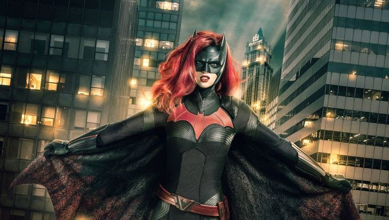 Batwoman Ruby Rose Official The CW