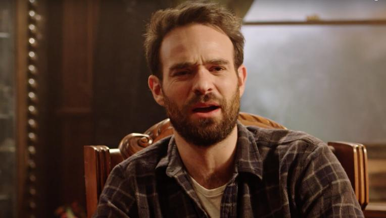 Charlie Cox on Relics and Rarities via Geek and Sundry YouTube 2019