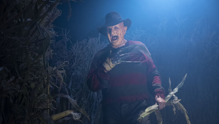 Freddy Krueger Getty