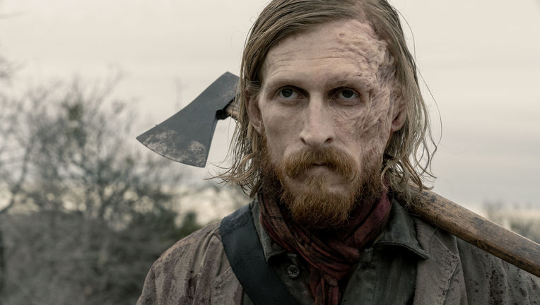 Austin Amelio Dwight Fear the Walking Dead