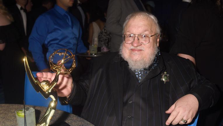 George R.R. Martin Emmys 2016