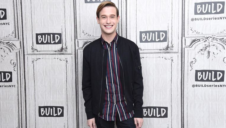 Hollywood Medium Tyler Henry