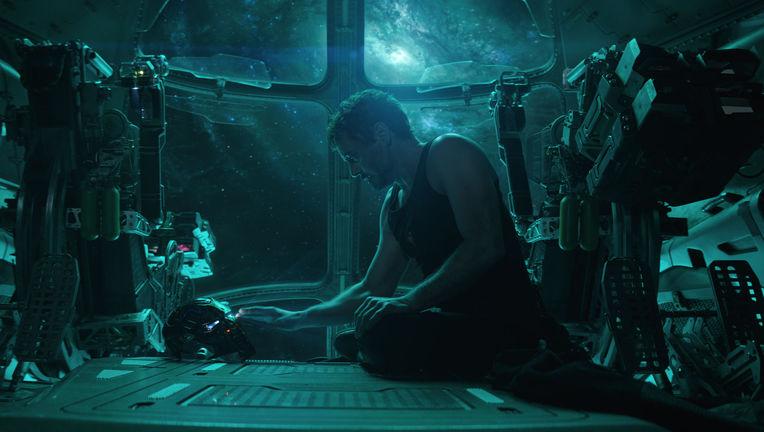 Avengers: Endgame Robert Downey Jr. Tony Stark