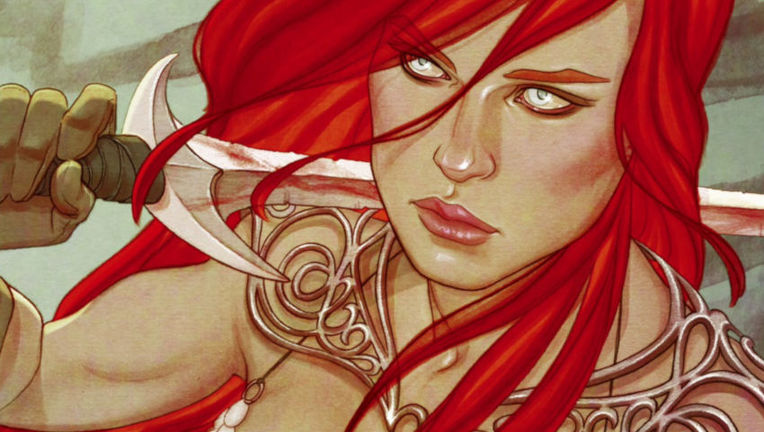 Red Sonja Header