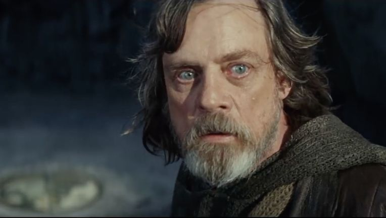 Scared Skywalker