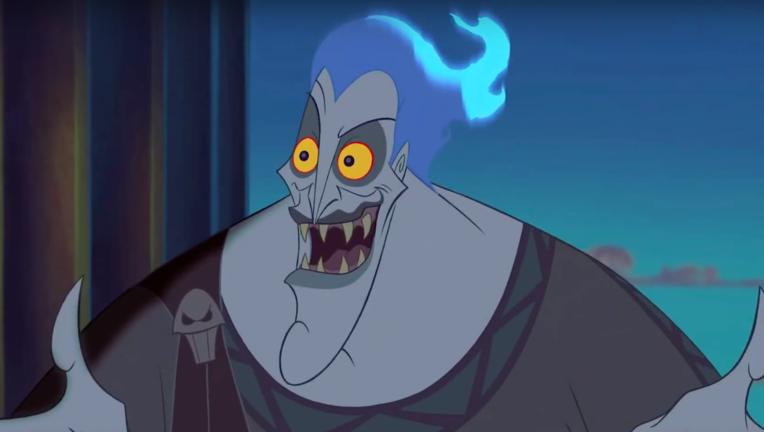 Hades Disney's Hercules James Woods