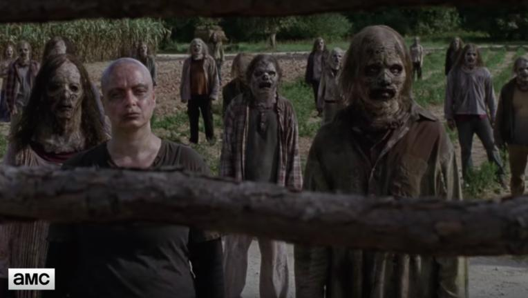 The Walking Dead Season 9 Alpha and the Whisperers