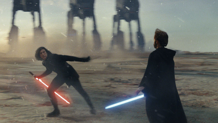 The Last Jedi Crait duel via official site 2019