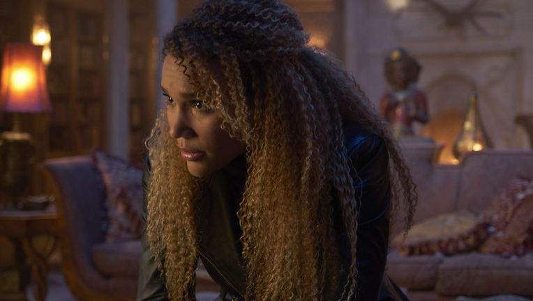 The Umbrella Academy - Allison (Emmy Raver-Lampman)