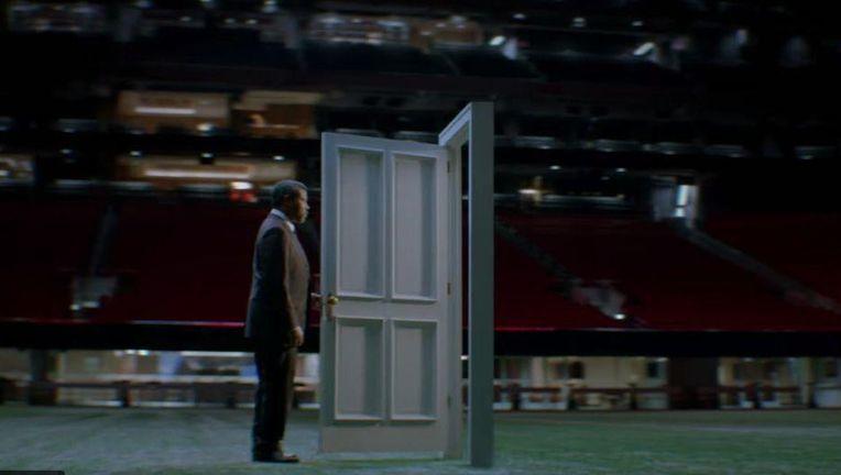 Twilight Zone Super Bowl teaser