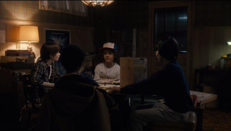 Stranger Things D&D screencap