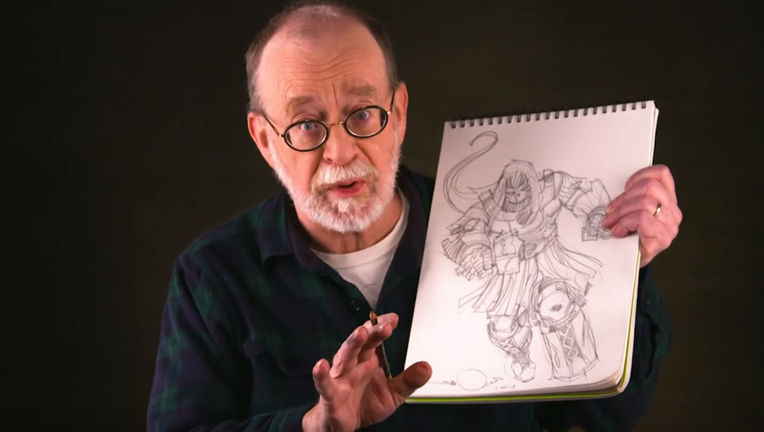 Walt Simonson Artists Alley
