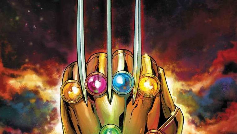 Wolverine Infinity Watch #1 Cover
