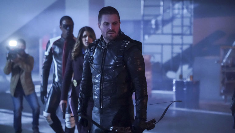Arrow The CW