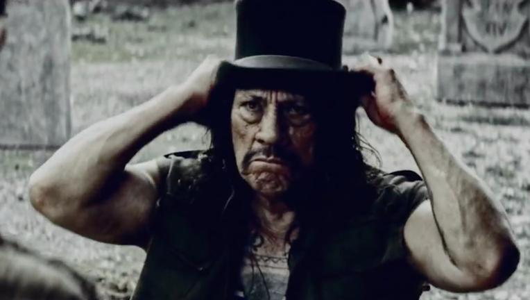 Bullets of Justice Danny Trejo via YouTube 2019