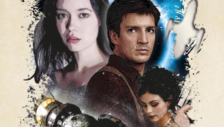 Firefly: The Ghost Machine