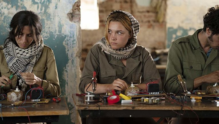 Little Drummer Girl Florence Pugh